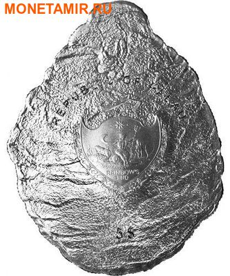 Палау 5 долларов 2011.Устрица с жемчужиной.Арт.001101442286/60 (фото, вид 1)
