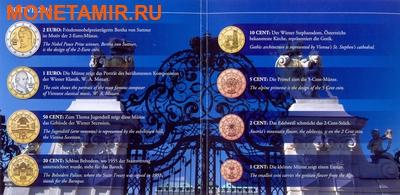 Австрия 3,88 евро 2010.Официальный годовой набор евро.Арт.60 (фото, вид 1)