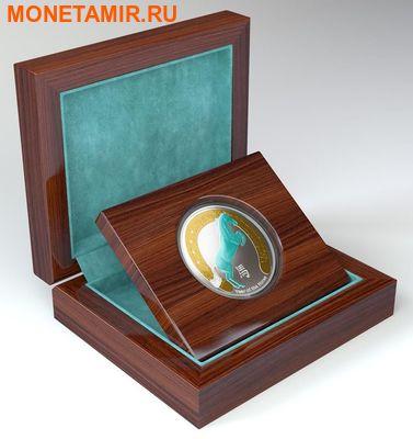 Ниуэ 2 доллара 2014.Год голубой Лошади.Арт.000409246344/60 (фото, вид 4)