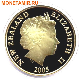Австралия и Новая Зеландия 2х1 доллар 2005.Кенгуру и Киви.Арт.000034231220/60 (фото, вид 4)