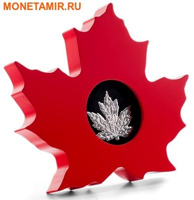 Канада 20 долларов 2015.Канадский Кленовый лист.Арт.60 (фото, вид 3)
