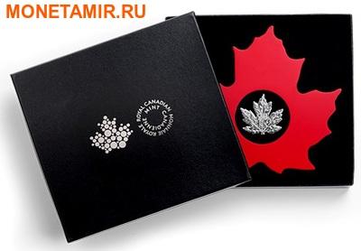 Канада 20 долларов 2015.Канадский Кленовый лист.Арт.60 (фото, вид 4)