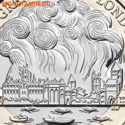 Великобритания Полный Годовой Набор 2016 (The 2016 UK Brilliant Uncirculated Annual Coin Set).Арт.60 (фото, вид 4)