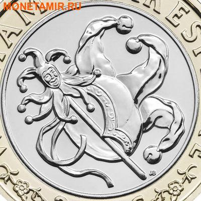 Великобритания Полный Годовой Набор 2016 (The 2016 UK Brilliant Uncirculated Annual Coin Set).Арт.60 (фото, вид 6)