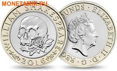 Великобритания Полный Годовой Набор 2016 (The 2016 UK Brilliant Uncirculated Annual Coin Set).Арт.60 (фото, вид 9)
