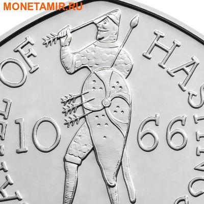 Великобритания Полный Годовой Набор 2016 (The 2016 UK Brilliant Uncirculated Annual Coin Set).Арт.60 (фото, вид 12)