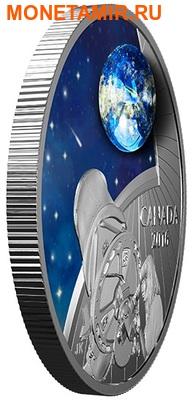 Канада 20 долларов 2016.Вселенная.Космос.Телескоп.Арт.60 (фото, вид 1)