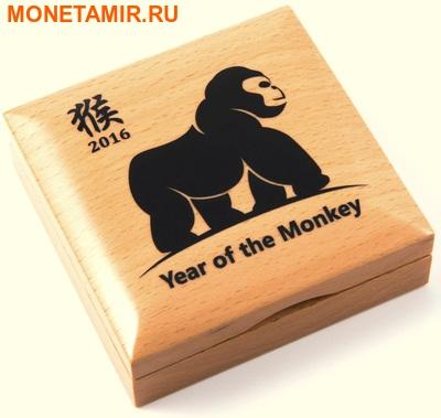 Монголия 500 тугриков 2016.Год Обезьяны – Лунный календарь.Арт.60 (фото, вид 3)