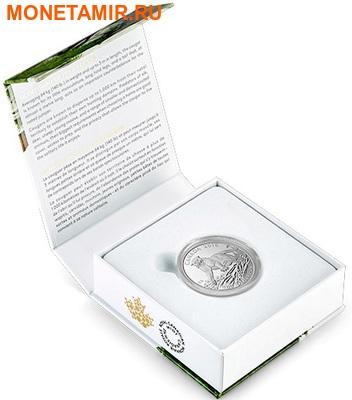 Канада 100 долларов 2016.Пума.Арт.60 (фото, вид 4)