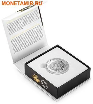 Канада 100 долларов 2015.Овцебык.Арт.60 (фото, вид 3)