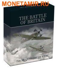 Австралия 1 доллар 2015.Битва за Британию (самолеты).Арт.60 (фото, вид 3)