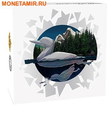 Канада 20 долларов 2016.Гагара – Геометрия в искусстве.Арт.60 (фото, вид 3)