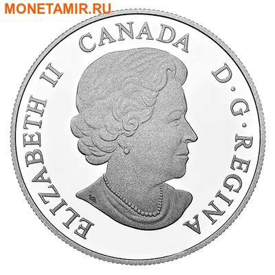 Канада 10 долларов 2016.Катание на санках – Зимние забавы.Арт.60 (фото, вид 1)