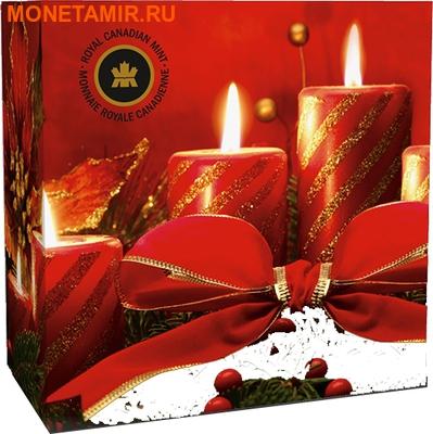 Канада 10 долларов 2013.Празднечные свечи.Арт.000216545677/60 (фото, вид 3)