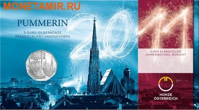 Австрия 5 евро 2011.Колокол - Пуммерин.Арт.000167143876/60 (фото, вид 2)