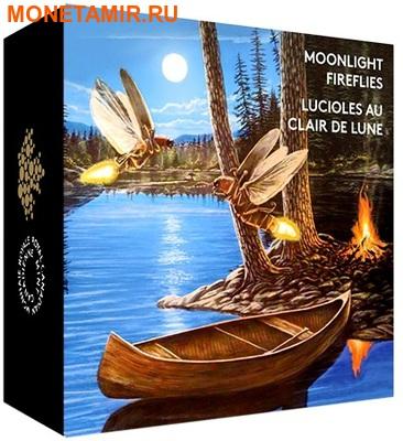 Канада 30 долларов 2015.Светлячки в лунном свете.Арт.60 (фото, вид 4)