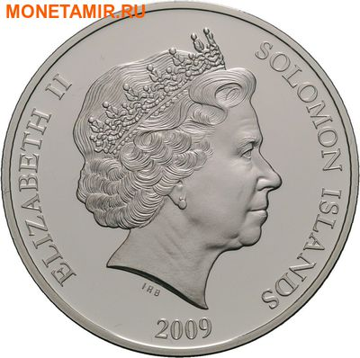 Соломоновы Острова 10 долларов 2009.Футбол ФИФА Южная Африка 2010.Арт.000274851083/60 (фото, вид 1)
