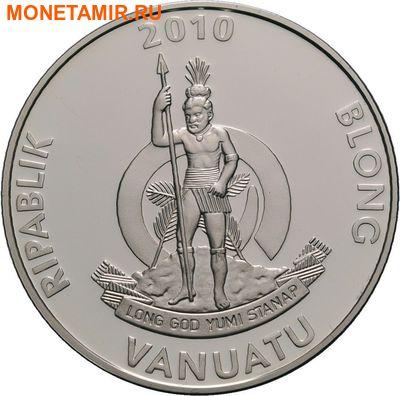 Вануату 50 вату 2010.Футбол ФИФА Южная Африка 2010.Арт.000274851082/60 (фото, вид 1)