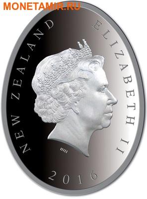 Новая Зеландия 1 доллар 2016.Киви.Арт.60 (фото, вид 1)