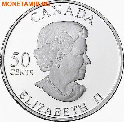 Канада 50 центов 2006.Бабочка.Арт.60 (фото, вид 1)