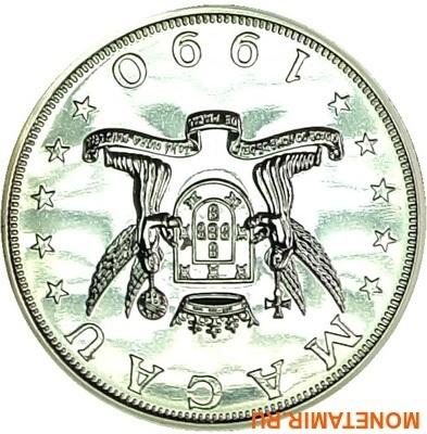 Макао 100 патак 1990.Год Лошади – Лунный календарь.Арт.000152916974/60 (фото, вид 1)