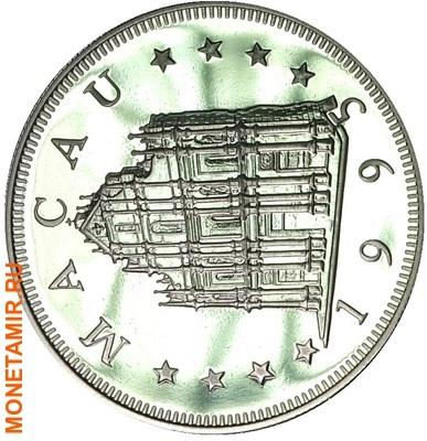Макао 100 патак 1995.Год Свиньи – Лунный календарь.Арт.000127218054/60 (фото, вид 1)