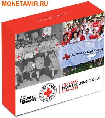 Австралия 1 доллар 2014.Красный крест.Арт.000252148163/60 (фото, вид 3)