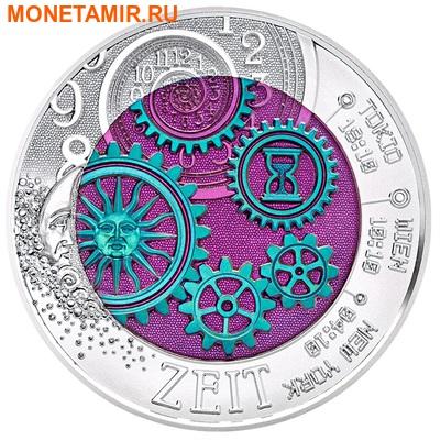 Австрия 25 евро 2016.Время.Арт.60 (фото, вид 1)
