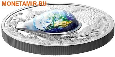Канада 20 долларов 2016.Мать Земля – 3D капля воды.Арт.60 (фото, вид 2)
