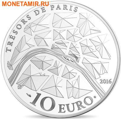 Франция 10 евро 2016.Опера Гарнье.Арт.60 (фото, вид 1)