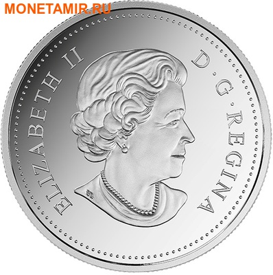 Канада 20 долларов 2016.Нерка.Арт.60 (фото, вид 1)