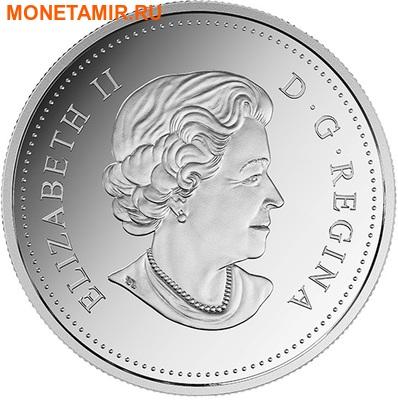 Канада 20 долларов 2016.Арктический Голец.Арт.60 (фото, вид 1)