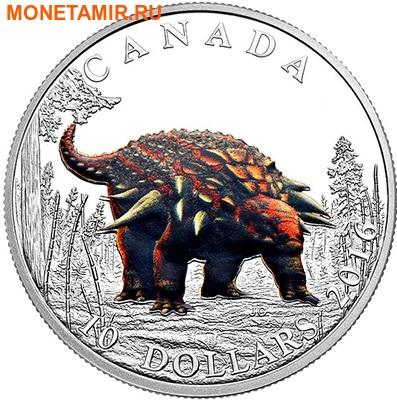 Канада 3х10 долларов 2016.Динозавры.Арт.60 (фото, вид 2)
