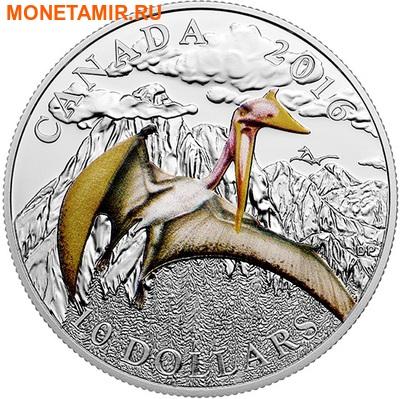 Канада 3х10 долларов 2016.Динозавры.Арт.60 (фото, вид 3)