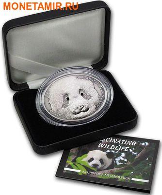 Фиджи 10 долларов 2013.Большая Панда.Арт.60 (фото, вид 2)