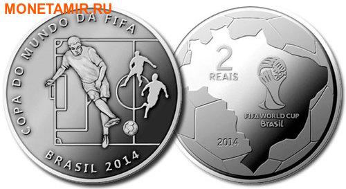 Бразилия 6х2 реала 2014.Футбол – ФИФА 2014 – Чемпионат мира в Бразилии (набор).Арт.60 (фото, вид 4)