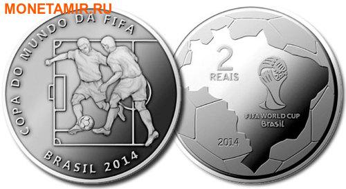 Бразилия 6х2 реала 2014.Футбол – ФИФА 2014 – Чемпионат мира в Бразилии (набор).Арт.60 (фото, вид 5)