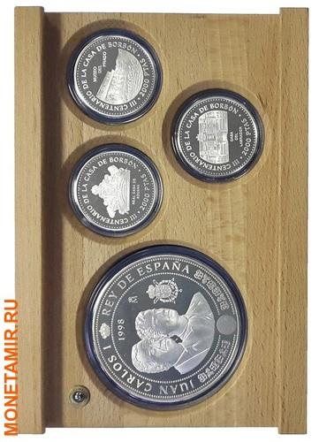 Испания 3х10000 песет + 12х2000 песет 1997/1998/1999.Династия Бурбонов (Casa de Borbon) - Испанские Короли (три набора одним лотом).Арт.60 (фото, вид 5)