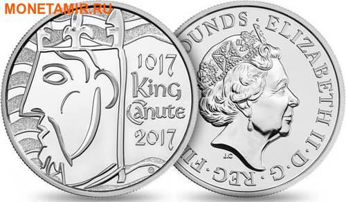 Великобритания Полный Годовой Набор 2017 (The 2017 UK Brilliant Uncirculated Annual Coin Set).Арт.60 (фото, вид 4)