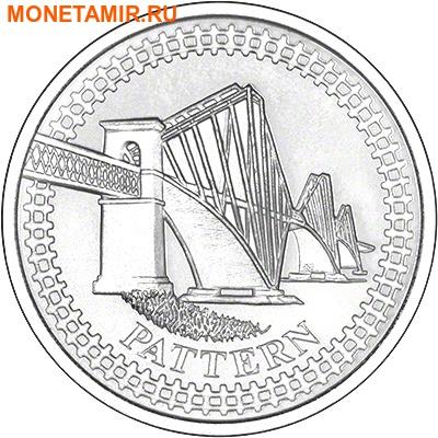 Великобритания 4х1 фунт 2003 Мосты (Набор пробников).Арт.000274318616/60 (фото, вид 1)