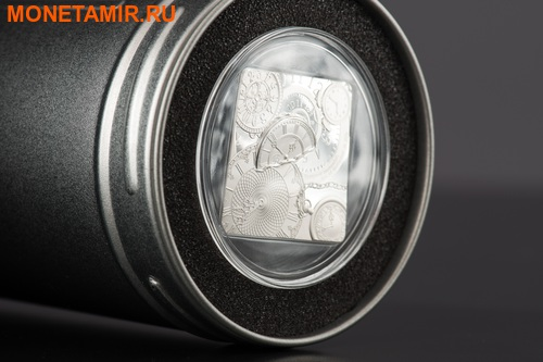 Острова Кука 5 долларов 2017 Капсула Времени (Time Capsule Coin).Арт.000607754008/60 (фото, вид 8)
