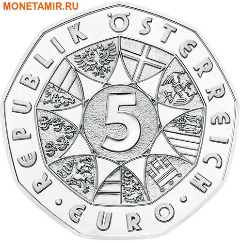 Австрия 5 евро 2017 Пасхальный Ягненок (Буклет).Арт.000095853929/60 (фото, вид 1)