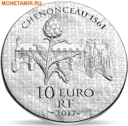 Франция 10 евро 2017 Королева Екатерина Медичи серия Женщины Франции.Арт.000217353956/60 (фото, вид 1)