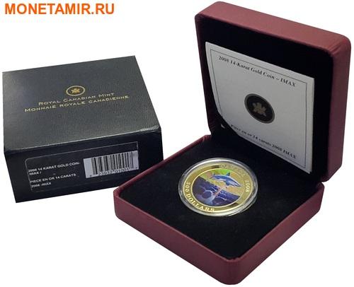 Канада 300 долларов 2008 Акула (Голограмма).Арт.K2,6G3380D/18234/60 (фото, вид 2)
