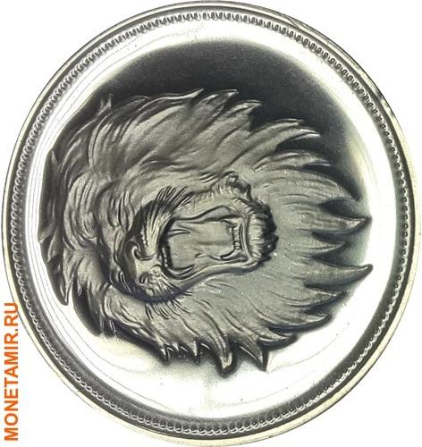 Йеменская Арабская Республика 2 реала 1969 Лев Арт.000344653896/60 (фото, вид 1)