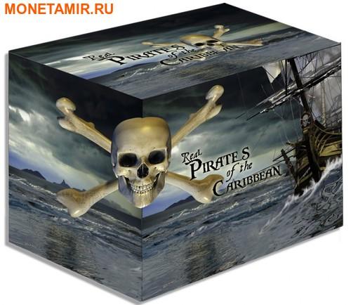 Ниуэ 4х2 доллара 2011 Пираты Карибского Моря.Арт.000978653905/60 (фото, вид 8)