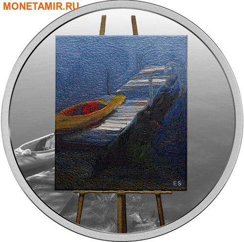 Канада 3х20 долларов 2017 Художники Канады серия На пленэре.Арт.60 (фото, вид 3)