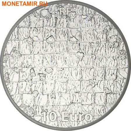 Франция 10 евро 2012 Ив Кляйн – Европейские художники.Арт.000328848544/60 (фото, вид 1)