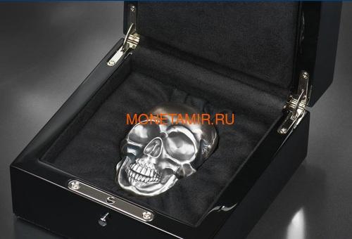 Палау 25 долларов 2017 Большой череп (Palau 25$ 2017 Big Skull).Арт.60 (фото, вид 2)
