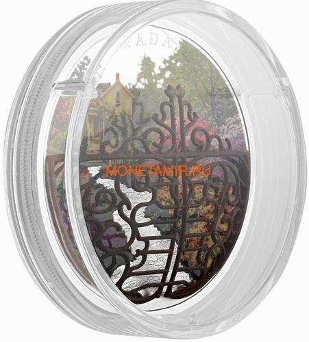 Канада 30 долларов 2017 Ворота в волшебный сад (Canada 30C$ 2017 Gate to Enchanted Garden).Арт.001012754487/60 (фото, вид 2)